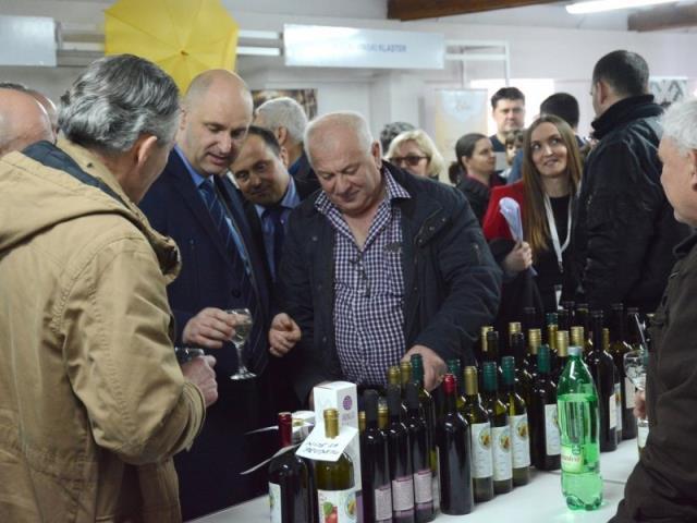 Sajam meda i vina - Gudovac 09.02-10.02.2019.