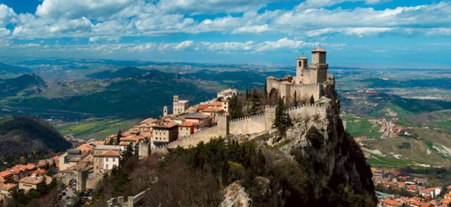 San Marino, Italy