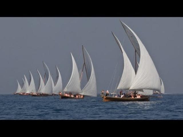 REGATA DUBAI-PERSIAN GOOLF