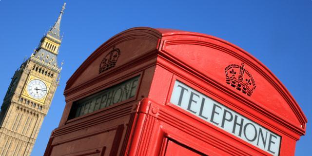 Londonska telefonska govornica