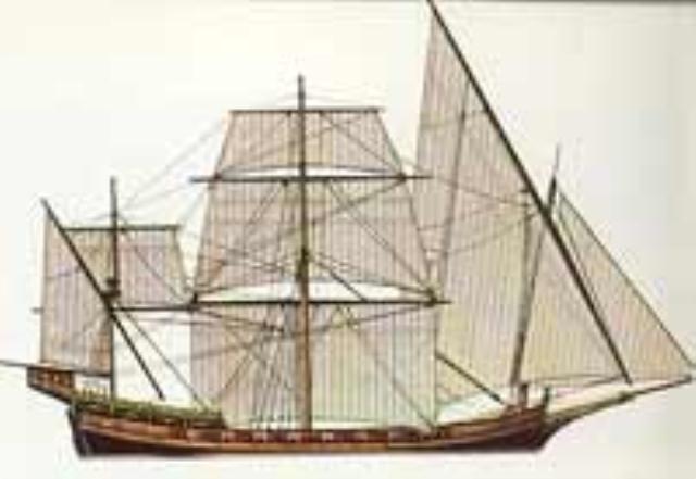 SHIP-POLACRE