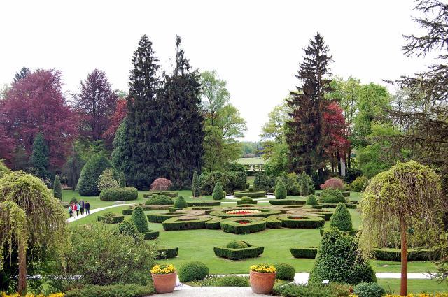 """Arboretum """"Volčji potok"""", Slovenija"""