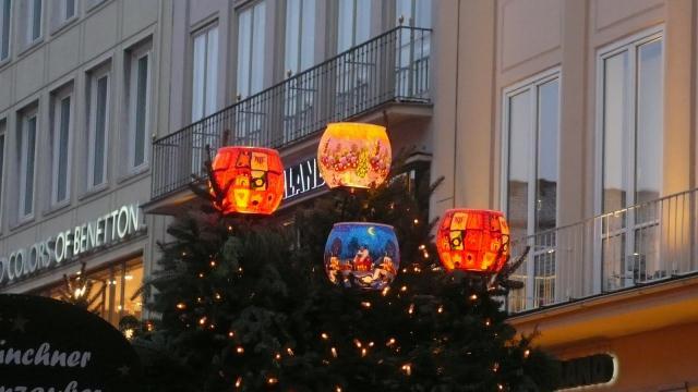 Advent noću u Munchenu
