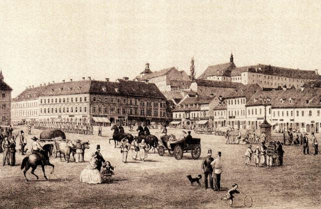 Zagreb kroz povijest
