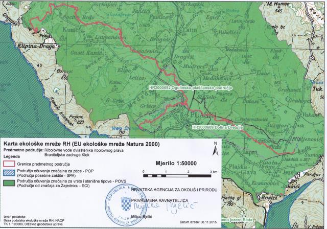 Karta Natura 2000