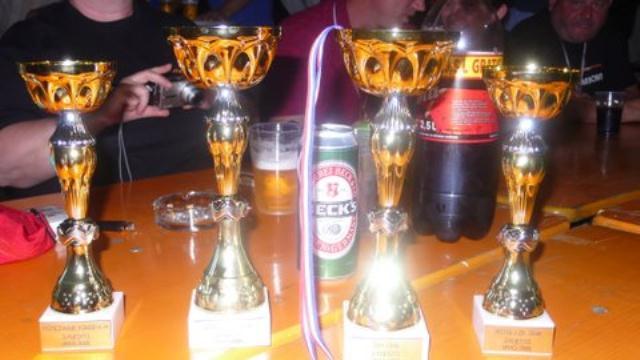 Trofeji - Umag 2008.