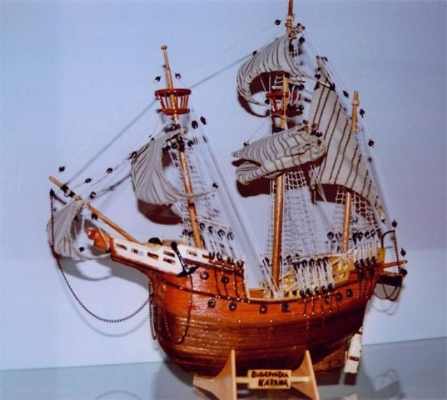 Vrijedni muzejski model dubrovačke karake nalazi se u Dominikanskom samostanu u Dubrovniku.