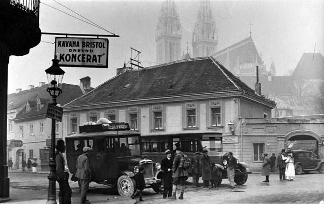 Zagreb, Vlaška ulica, poč.20.st.