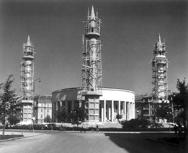 Džamija nekad - danas muzej