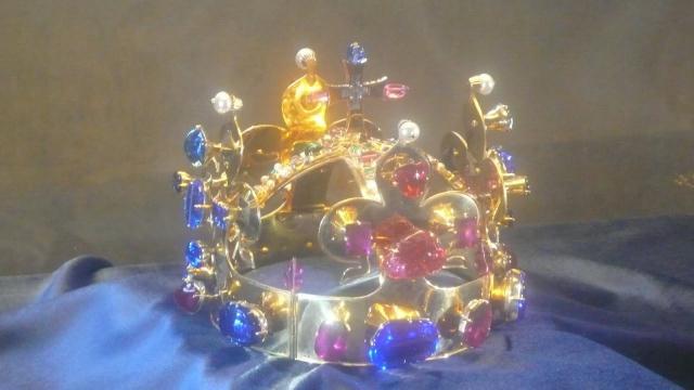 kruna kralja Višeslava