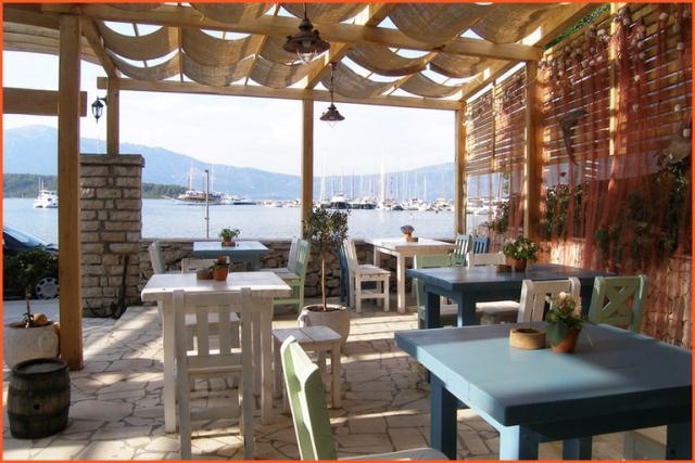 A gastronomic oasis in Lumbarda