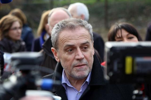 Milan Bandić, gradonačelnik Zagreba