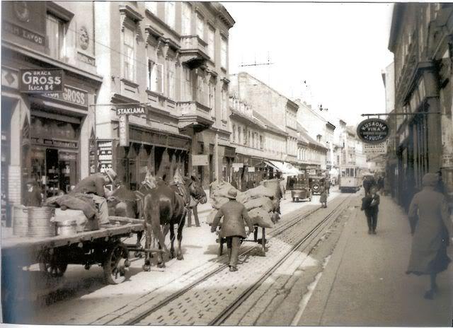 Zagreb- Ilica, 1948. godine
