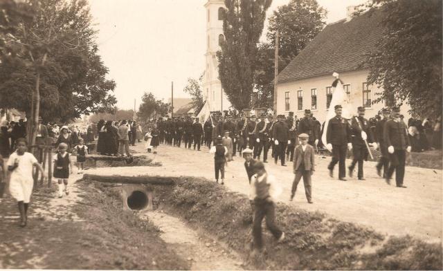 MIMOHOD ZA POSVETU ZASTAVE 1934. g.