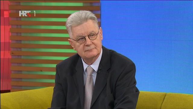 prof.dr.sc. Hrvoje Minigo, predsjednik Hrvatske liječničke komore