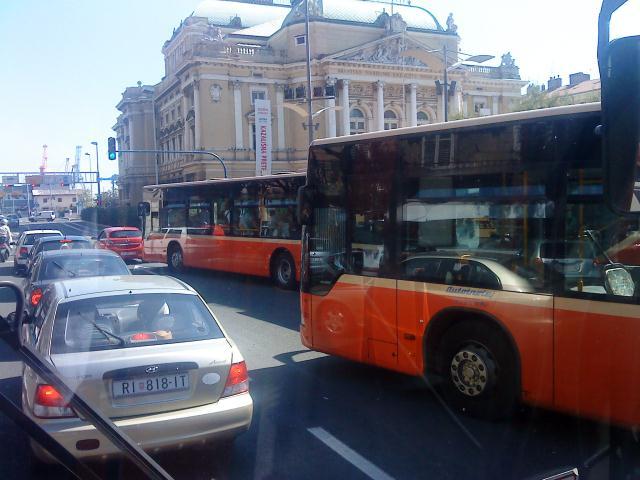 Promet u gradu