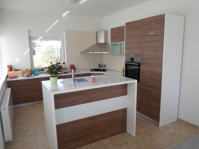 Kuhinja iveral-MDF sjaj