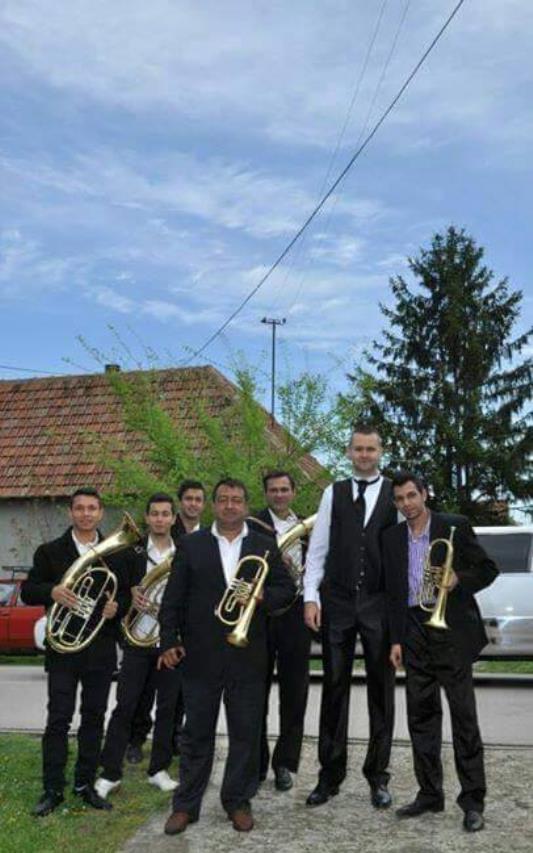 Trubacki orkestar Milana Petrovica