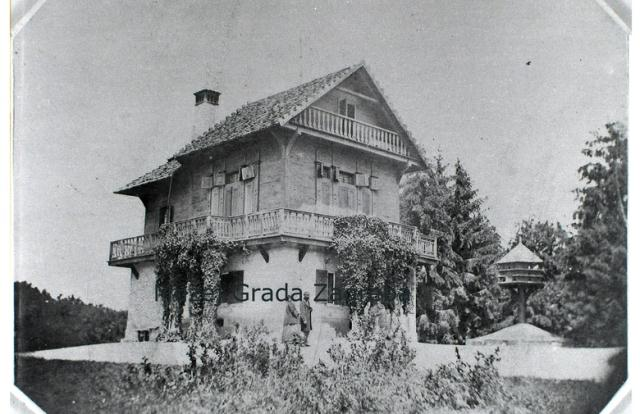 Švicarska kuća nekad