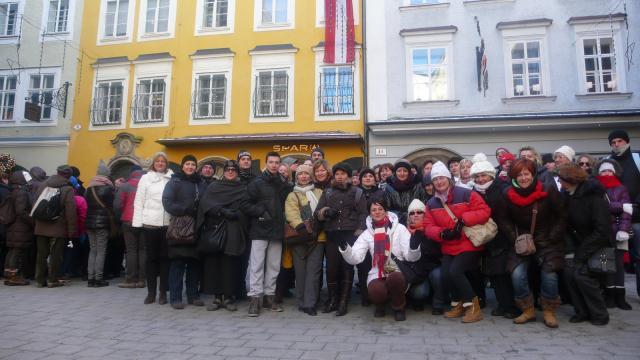 Aufvierdesen Salzburg