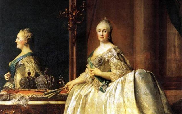 Katarina Velika_Carica svih Rusa