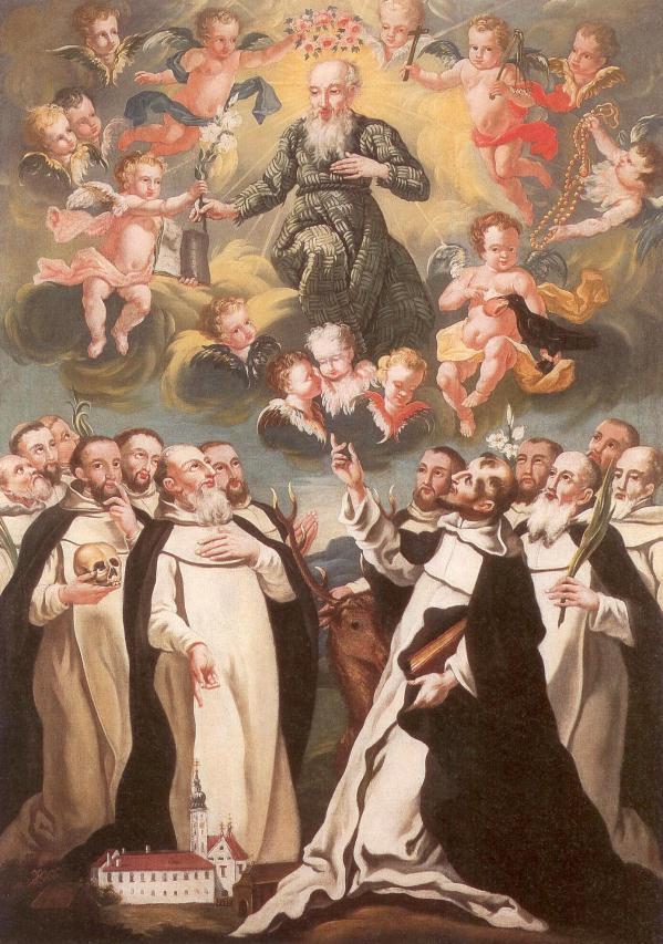 G. Taller, Sv. Pavao Pustinjak s pavlinima, samostan sv. Helene kod Čakovca