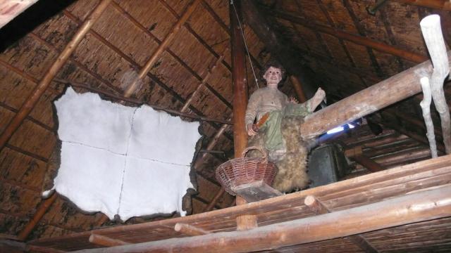muzejski prikaz keltskih običaja i načina života