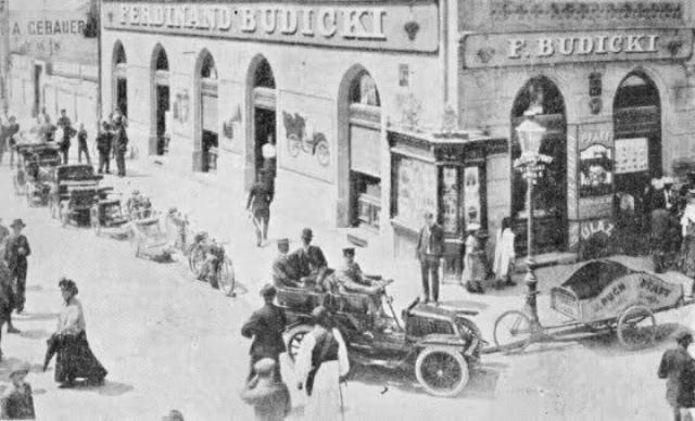 Zagreb, Ilica, kraj 19. st.