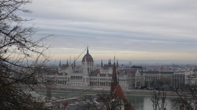 Pozdrav iz Budimpešte