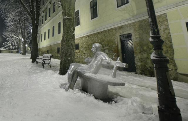 A.G.Matoš _ Falerrovo šetalište, Gornji grad