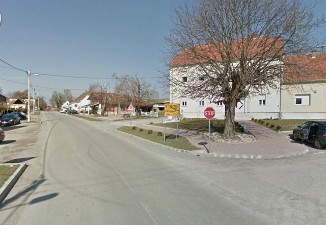 Središte Kapele i sjedište Općina Kapela