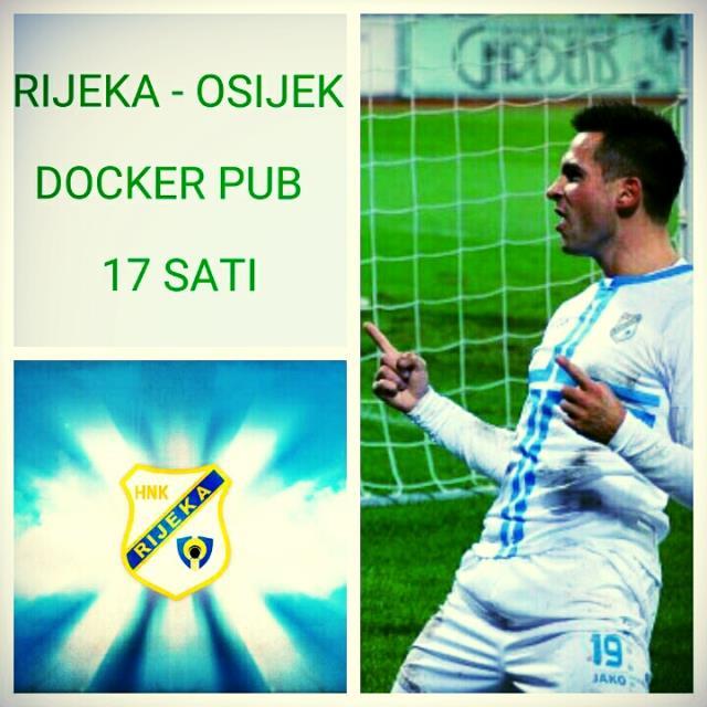 Rijeka-Osijek 06.03.2016.