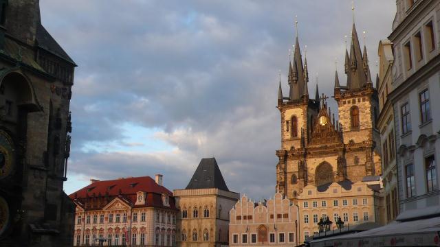 Pozdrav iz Praga