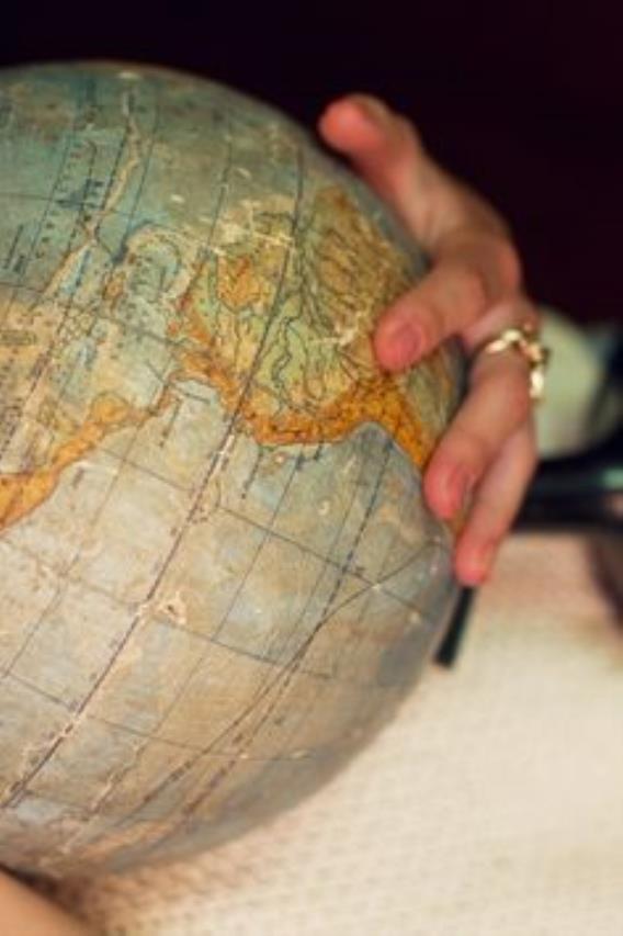 globus geopolitika