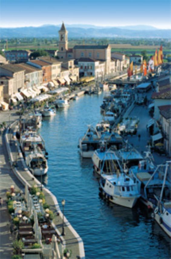 Muzej u kanalu Cesenatica