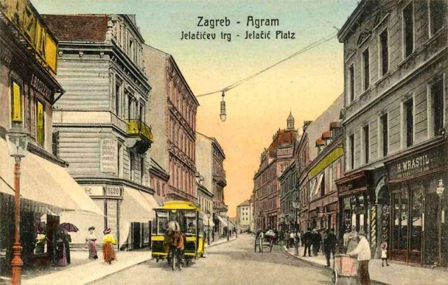 Zagreb - Ilica, 19. st.