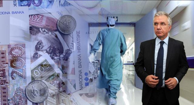 ministar zdravlja Rajko Ostojić