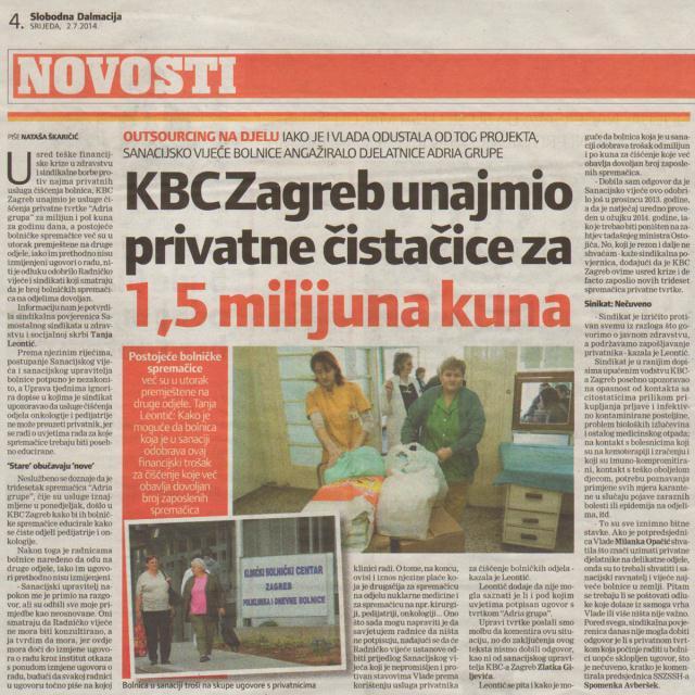 Vijesti_Slobodna Dalmacija_02.07.2014.