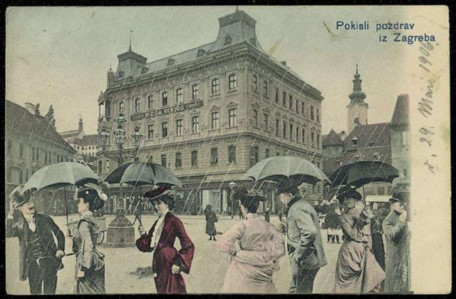 Pozdrav iz Zagreba - 1906. godina