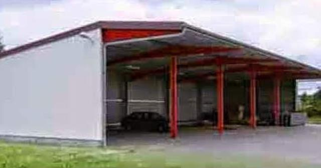 Mega out door garages