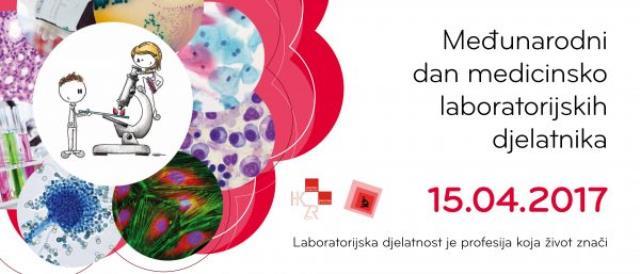 15. TRAVANJ_Međunarodni dan medicinsko-laboratorijske dijagnostike