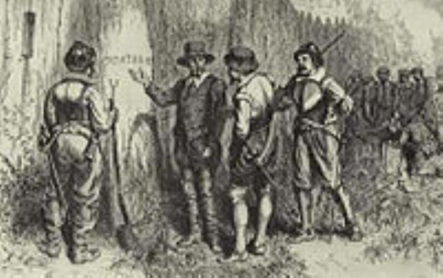 CROATOAN, zapis na deblu