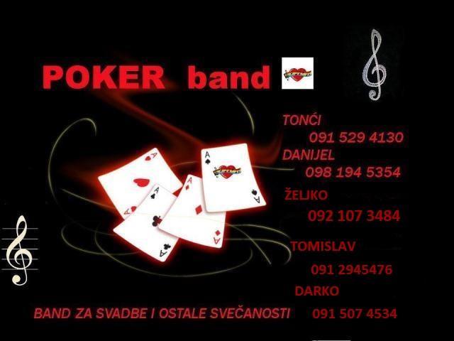 Poker-band