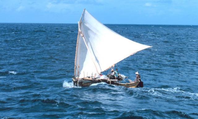 MICRONESIAN SAIL