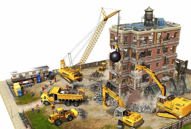 Uklanjanje građevina