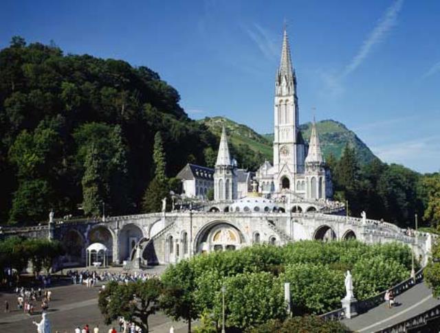 Lourdes, Francuska