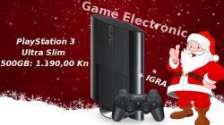 PlayStation 3 4 PAKETI I IGRE NA AKCIJI ZA 12 MJ 2017