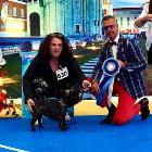 Ricarda Petit de Totegnac VP1, Puppy Best In Show!!!