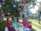 Vanjski prostor za rođendan