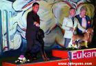 Necku Sound Of A Coon (B&T Coonhound) won R. BOG Judge Mrs. Liz Cartledge (UK)